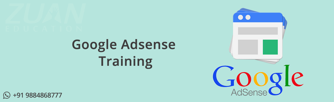 Google AdSense Training in Chennai | Earn Money Online